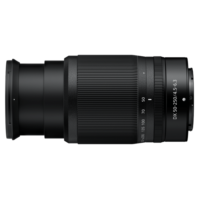 Nikon Z 50-250mm f4.5-6.3 DX