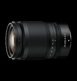 Nikon Nikkor Z 24-200 mm f4.0-6.3 - Nikon Pro Partner