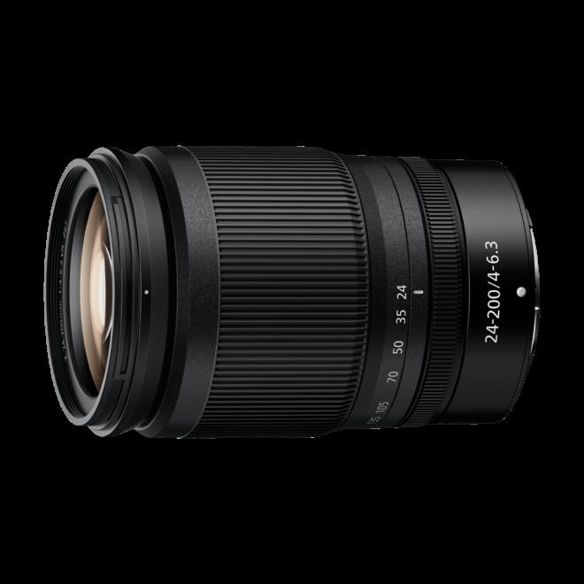 Nikkor Z 24-200 mm f4.0-6.3