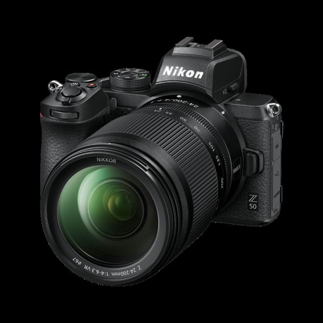 Nikkor Z 24-200 mm f4.0-6.3 - Nikon Schweiz Partner - CH Produkt