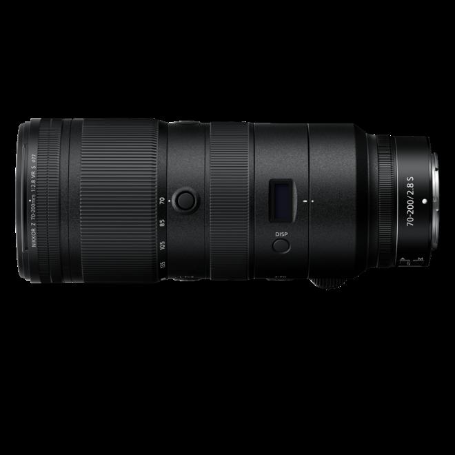 Nikkor Z 70-200mm f2.8 VR S inkl. 200 CHF Nikon Sofort-Rabatt