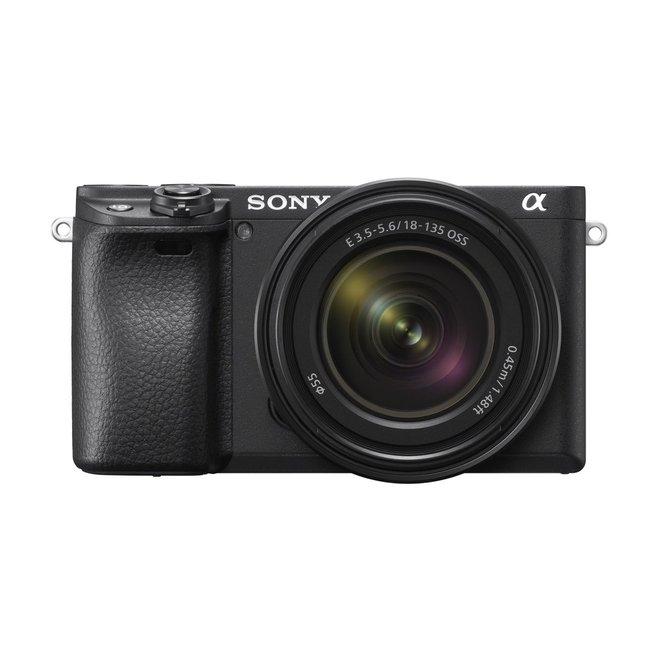 Sony Alpha 6400 Set 18-135mm F3.5-5.6