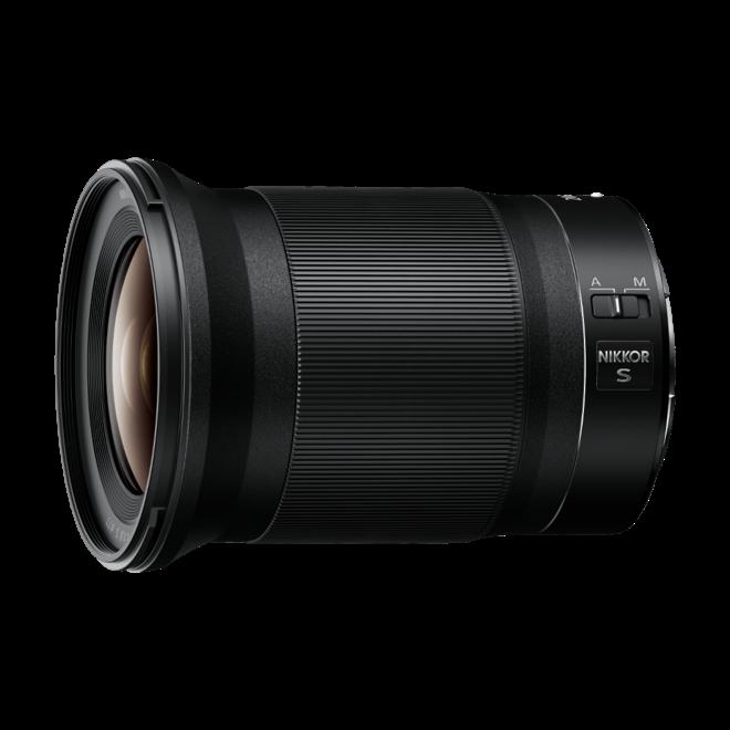 Nikkor Z 20mm f1.8 FX S