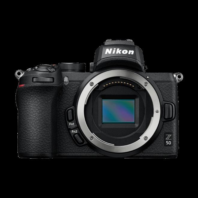 Nikon Z50 Body inkl. 100 CHF Nikon Sofort-Rabatt