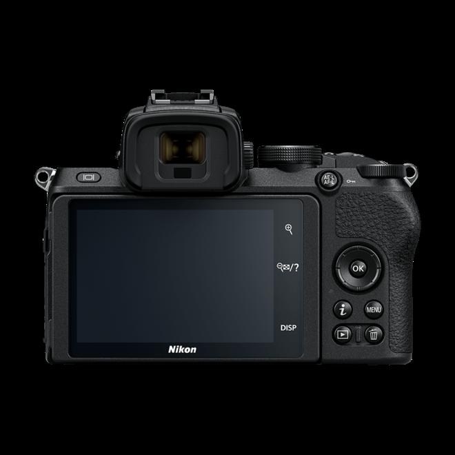 Nikon Z50 Body + FTZ Objektivadapter