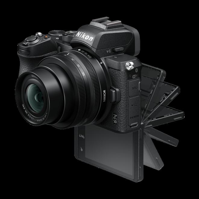 Nikon Z50 Body + FTZ Objektivadapter - Nikon Schweiz Partner - CH Produkt