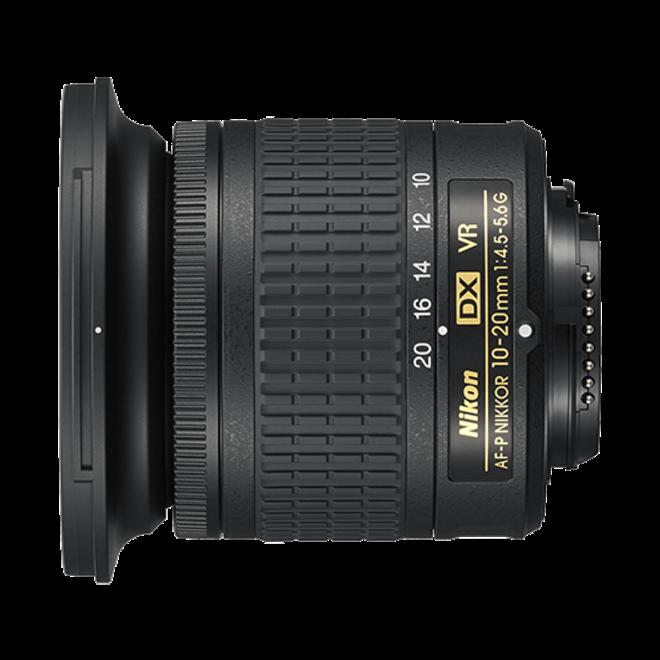 Nikkor AF-P DX 10-20mm 1:4.5-5.6G VR - Nikon Schweiz Partner - CH Produkt