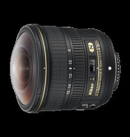 Nikon Nikkor AF-S Fisheye 8-15mm 1:3.5-4.5E ED - Nikon Pro Partner