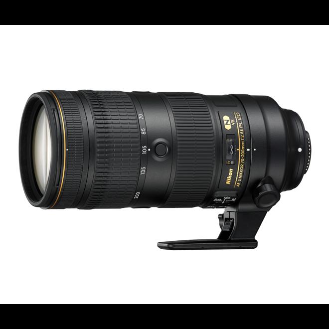 Nikkor AF-S 70-200mm/2.8E FL ED VR - Nikon Schweiz Partner - CH Produkt