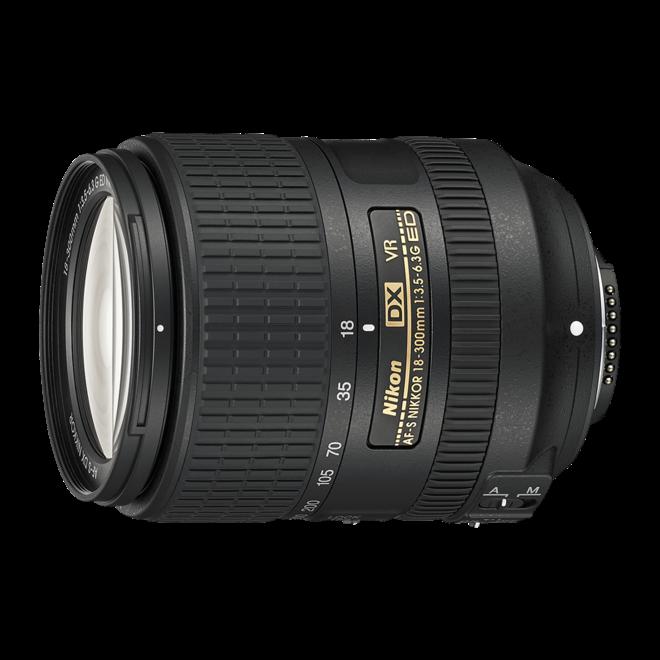Nikkor AF-S DX 18-300mm f3.5-6.3G ED VR