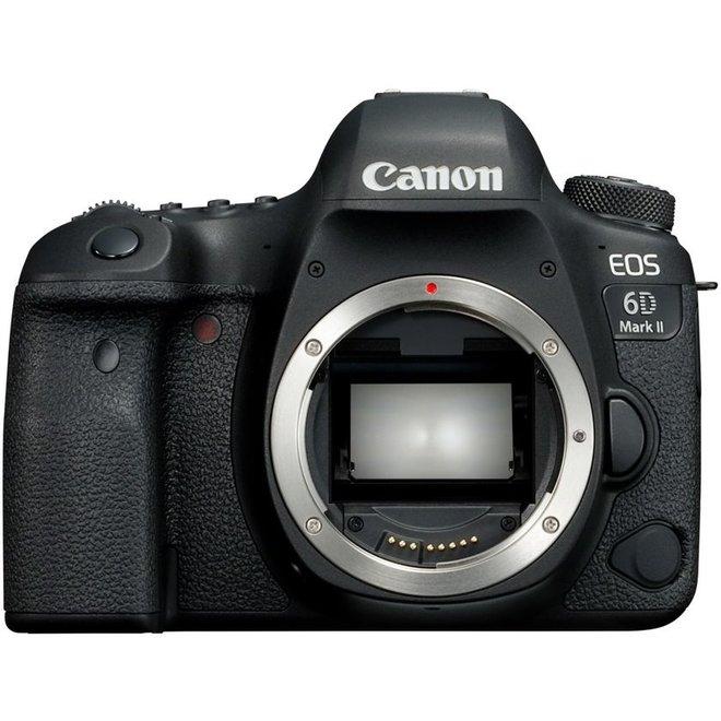 Canon EOS 6D Mark II (+150 CHF Cashback)