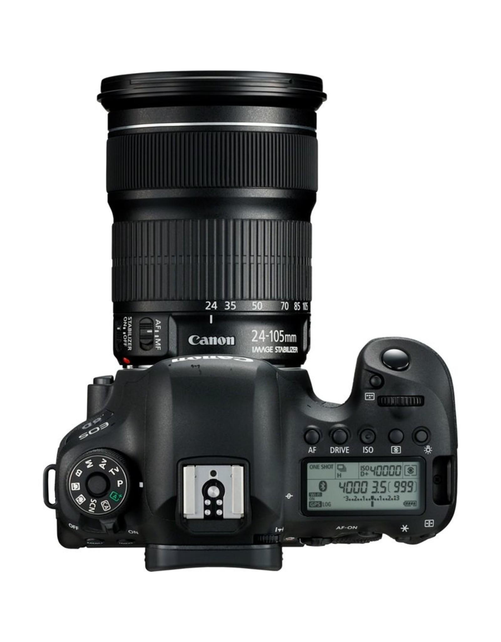 Canon Canon EOS 6D Mark II + EF 24-105mm