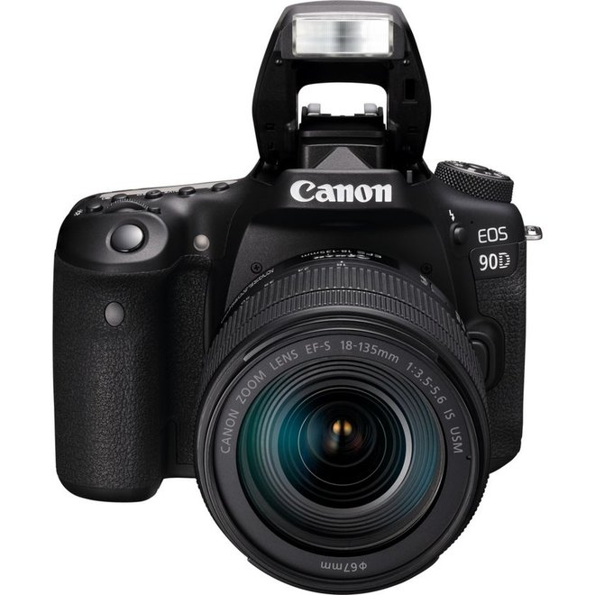 Canon EOS 90D 18-135mm IS USM -100 CHF Canon Cashback