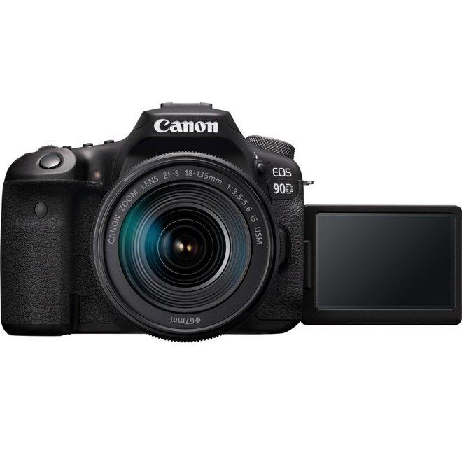 Canon EOS 90D 18-135mm IS USM - Canon Schweiz Partner - CH Produkt