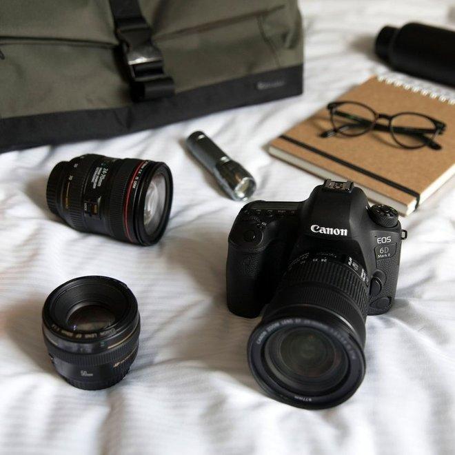 Canon EOS 6D Mark II + EF 24-105mm - Canon Schweiz Partner - CH Produkt