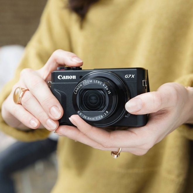 Canon PowerShot G7 X Mark II - Canon Schweiz Partner - CH Produkt