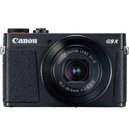 Canon Canon Powershot G9 X Mark II Schwarz