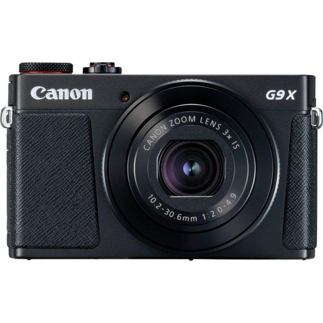 Canon Powershot G9 X Mark II Schwarz - Canon Schweiz Partner - CH Produkt