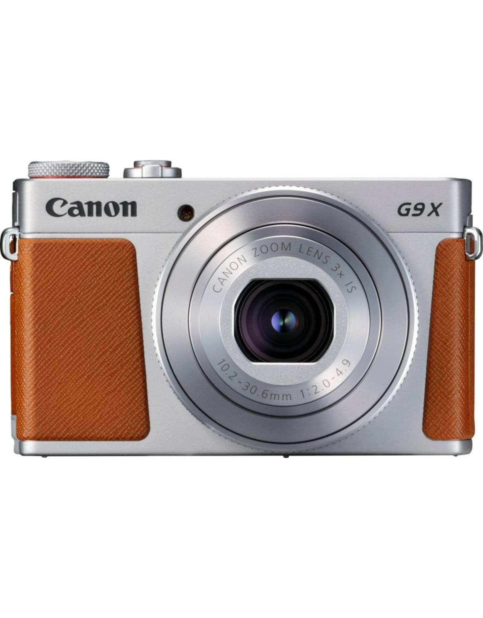 Canon Canon Powershot G9 X Mark II Silber