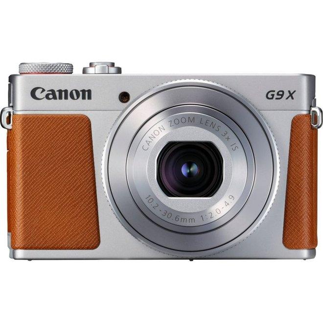 Canon Powershot G9 X Mark II Silber - Canon Schweiz Partner - CH Produkt