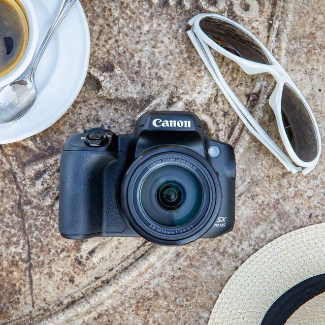 Canon Powershot SX70 HS - Canon Schweiz Partner - CH Produkt