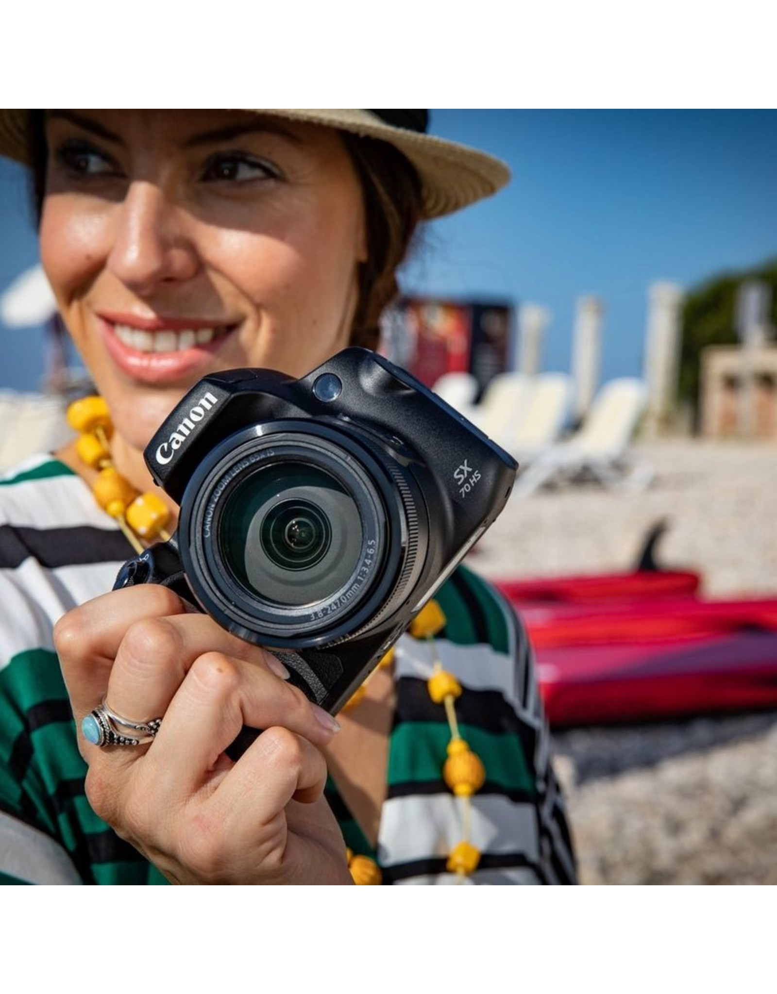 Canon Canon Powershot SX70 HS