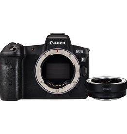 Canon Canon EOS R Body + EF-EOS R Adapter
