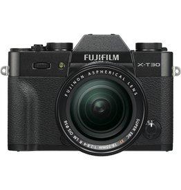 Fujifilm Fujifilm X-T30 Black Kit XF 18-55mm Swiss Garantie
