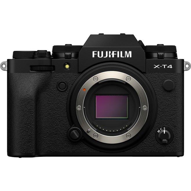 Fujifilm X-T4 Black Body - Fuji Schweiz Partner - CH Produkt