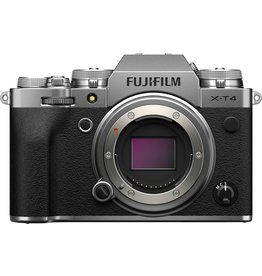 Fujifilm Fujifilm X-T4 Silver Body