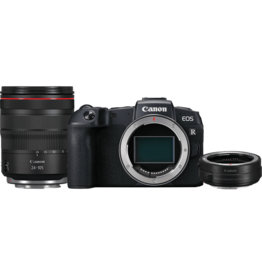 Canon Canon EOS RP  + RF 24-105mm + Adapter