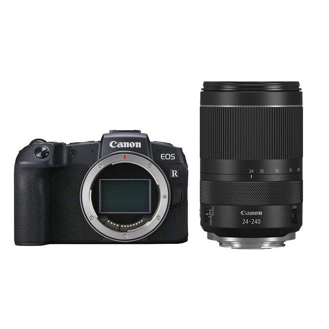 Canon EOS RP + RF 24-240mm - Canon Schweiz Partner - CH Produkt