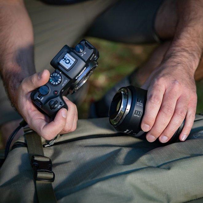 Canon EOS R  + RF 24-105 f4.0 + Adapter - Canon Schweiz Partner - CH Produkt
