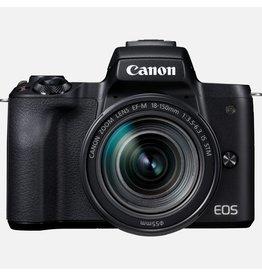 Canon Canon EOS M50 + 18-150mm Black - Swiss Garantie