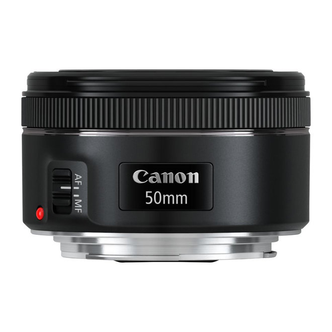 Canon EF 50mm f/1.8 STM - Canon Schweiz Partner - CH Produkt