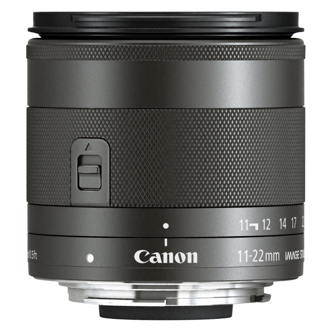Canon EF-M 11-22mm f/4-5.6 IS STM - Canon Schweiz Partner - CH Produkt