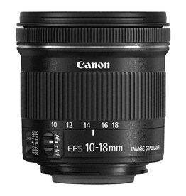 Canon Canon EF-S 10-18mm 4.5-5.6 IS STM - Swiss Garantie