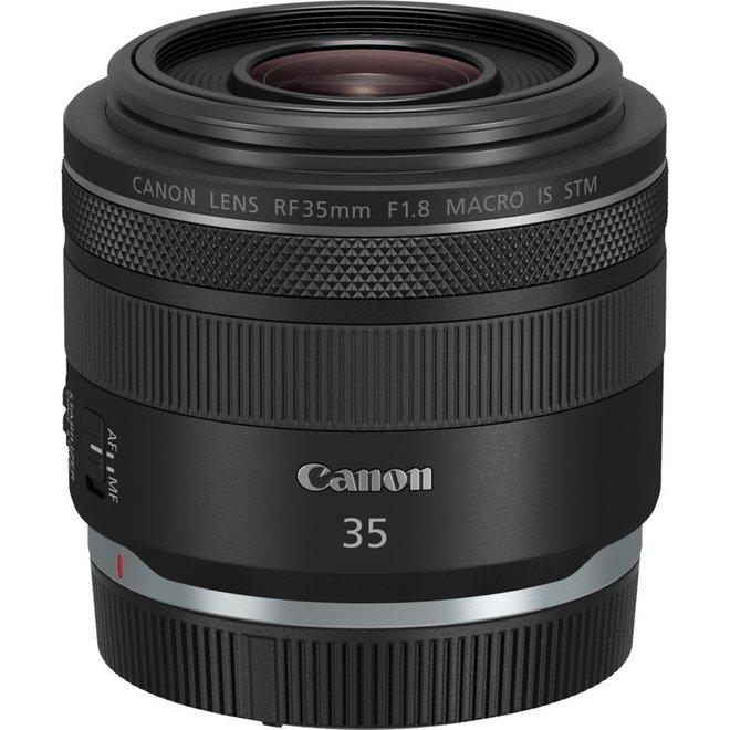 Canon RF 35mm f1.8 IS Macro STM -60 CHF Canon Cashback