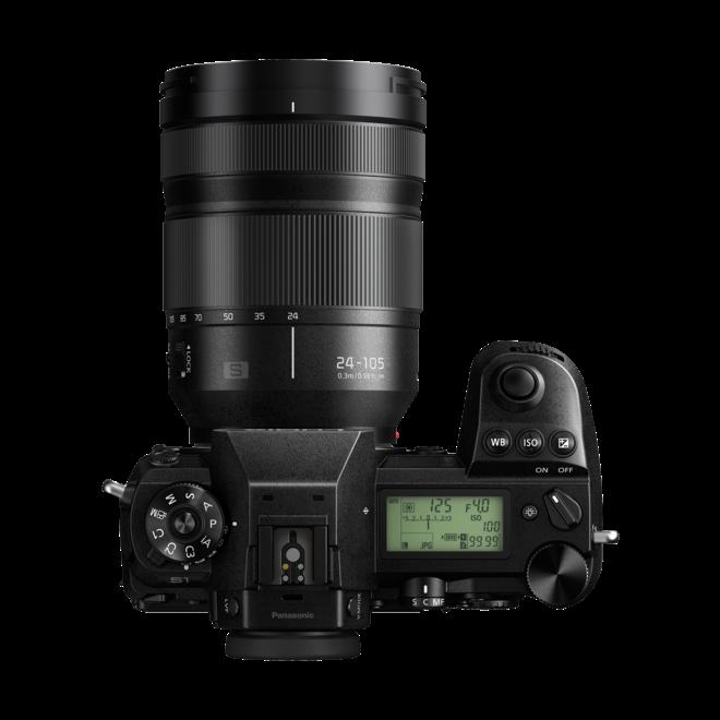 Panasonic Lumix S1 Body + R 24-105mm F4.0