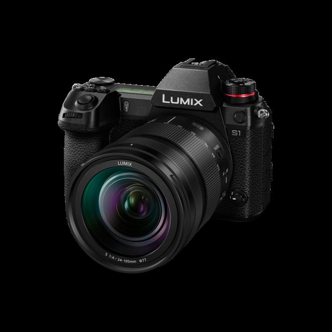 Panasonic Lumix S1 Body + R 24-105mm F4.0  - Panasonic Schweiz Partner - CH Produkt