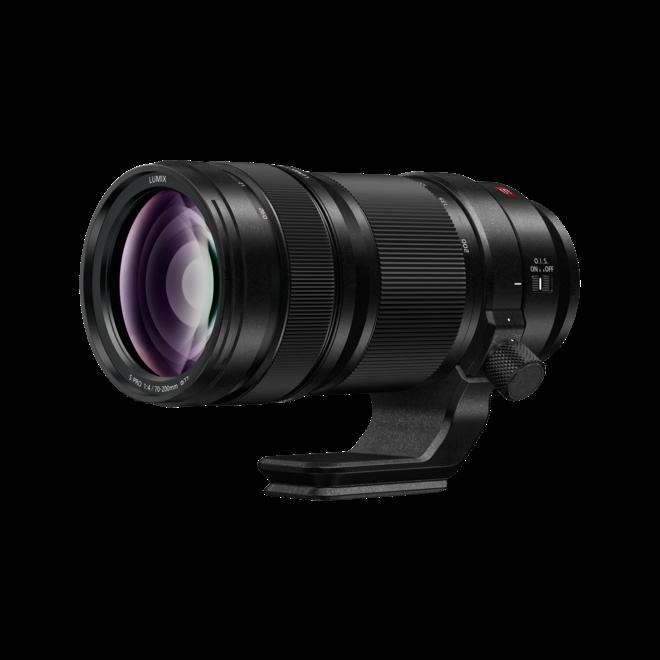 Panasonic Lumix S PRO 70-200mm F4.0 OIS  - Panasonic Schweiz Partner - CH Produkt