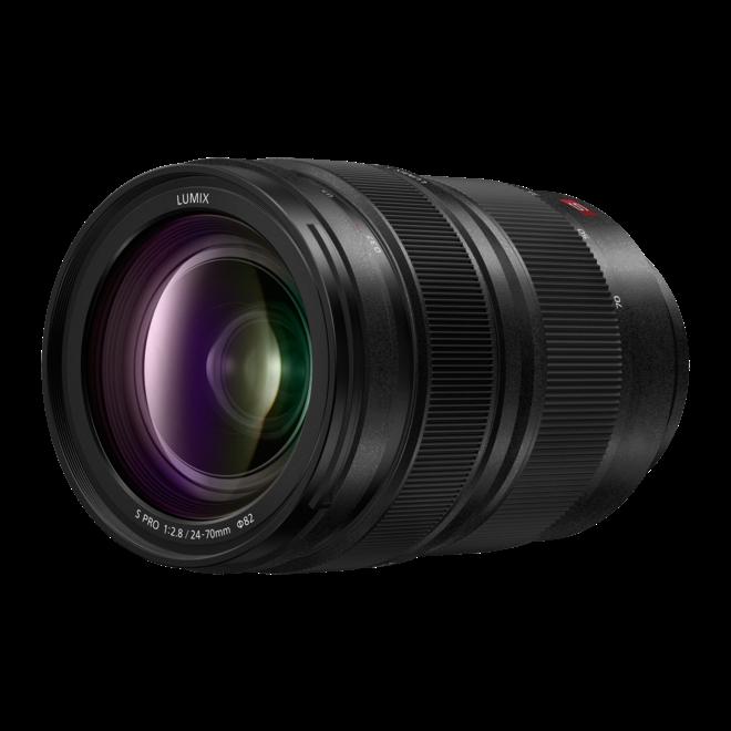 Panasonic Lumix S PRO 24-70mm F2.8  - Panasonic Schweiz Partner - CH Produkt