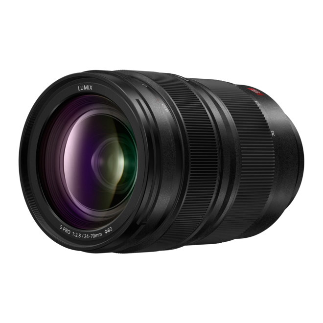 Panasonic Lumix S PRO 24-70mm F2.8