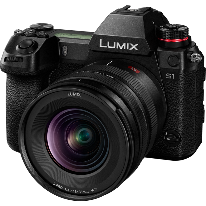 Panasonic Lumix S 16-35mm F4.0