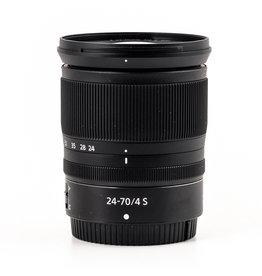 Nikon Occ Nikon 24-70 / 4,0 Z