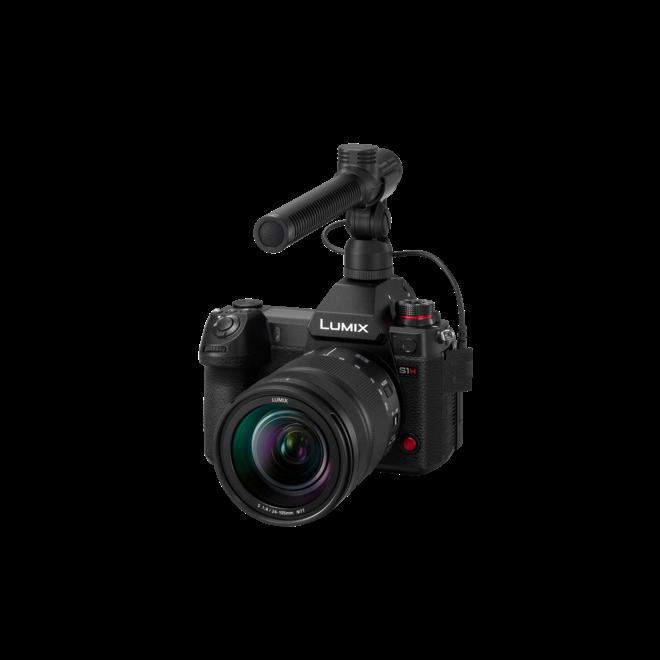 Panasonic Lumix S1H Body  - Panasonic Schweiz Partner - CH Produkt