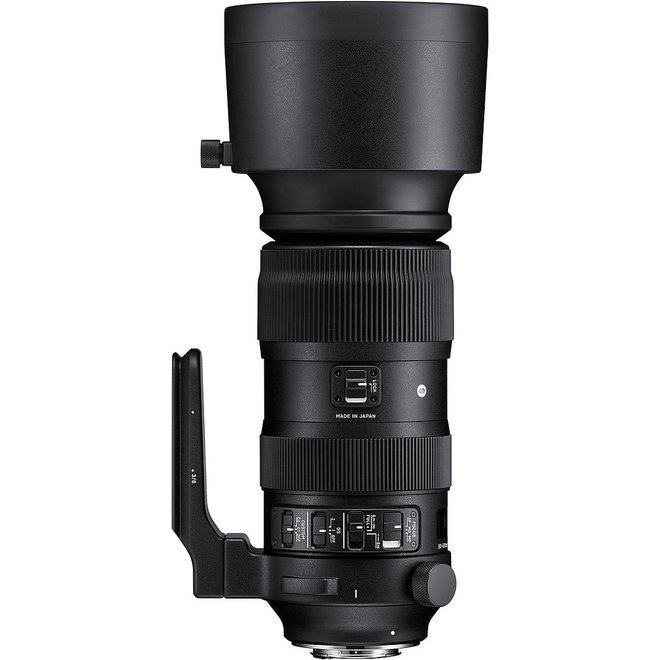 Sigma 60-600mm F4.5-6.3 DG OS S NIKON