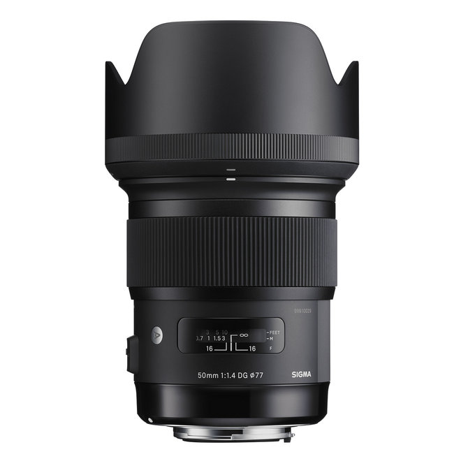 Sigma 50mm F1.4 DG HSM Art Canon
