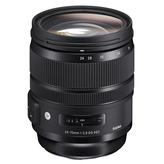 Sigma 24-70mm 2.8 DG HSM Art Canon