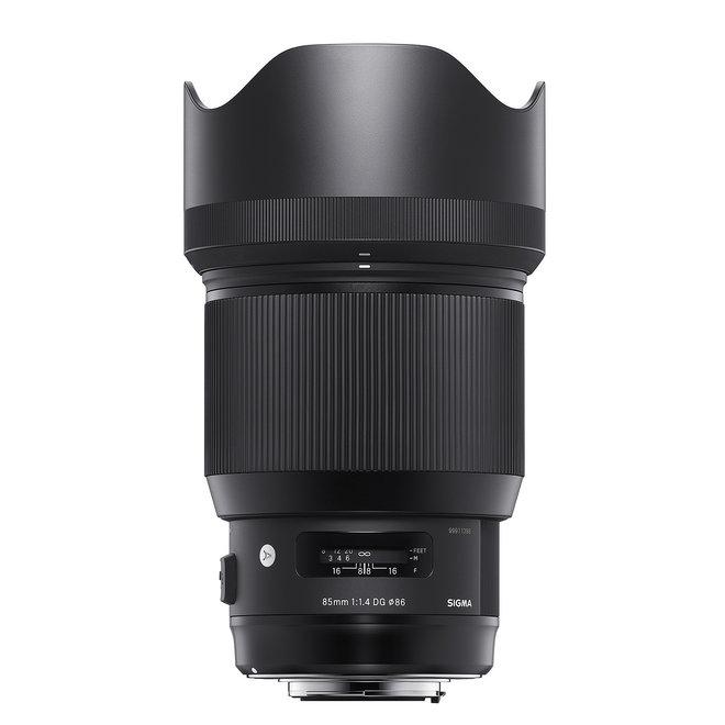 Sigma 85mm F1,4 DG HSM Art Nikon - Sigma Schweiz Partner - CH Produkt